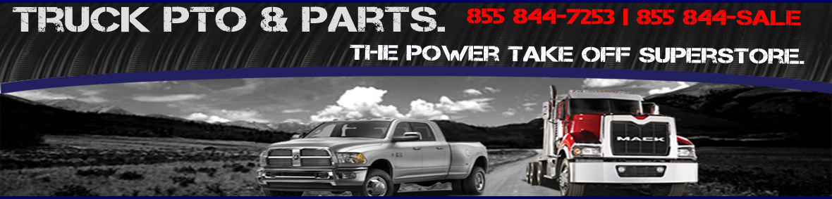 Truck Power Take Off and Repair Parts.